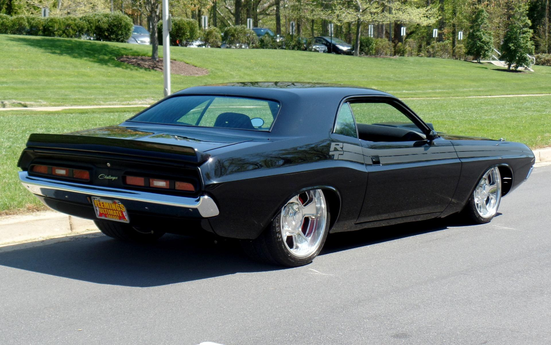 Pro Touring Challenger