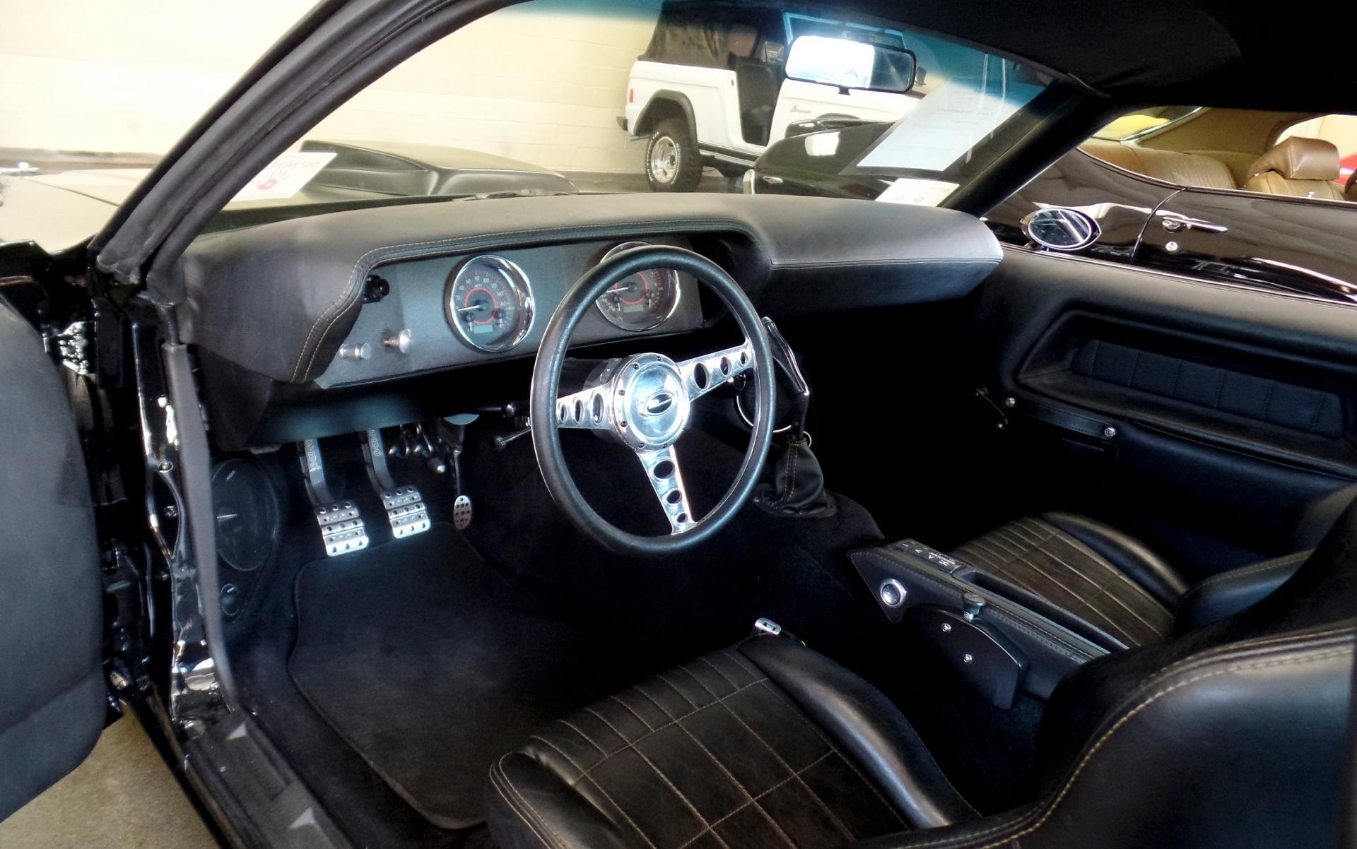 1971 Dodge Challenger R T Pro Touring