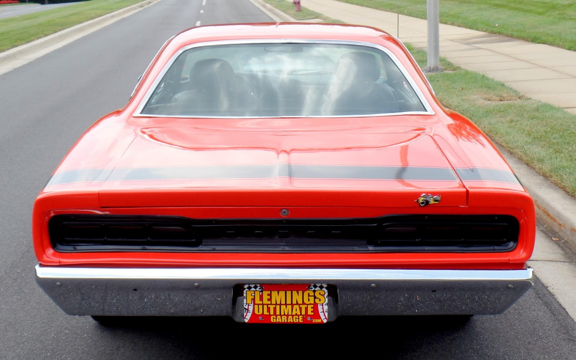 1969 Dodge Lift Off Hood Superbee Pro Touring Charger Differential