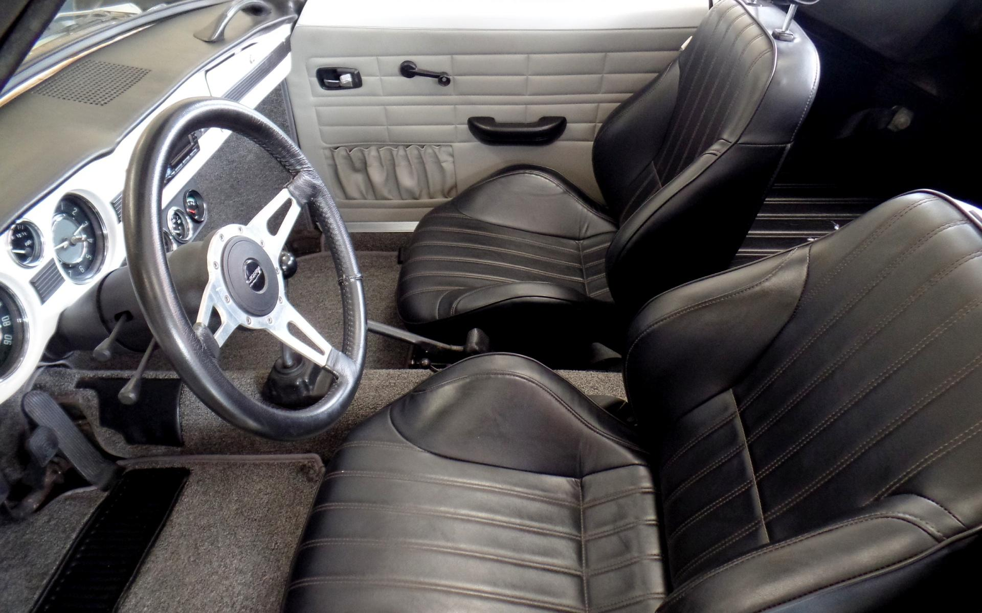 1966 Volkswagen Karmann Ghia Convertible