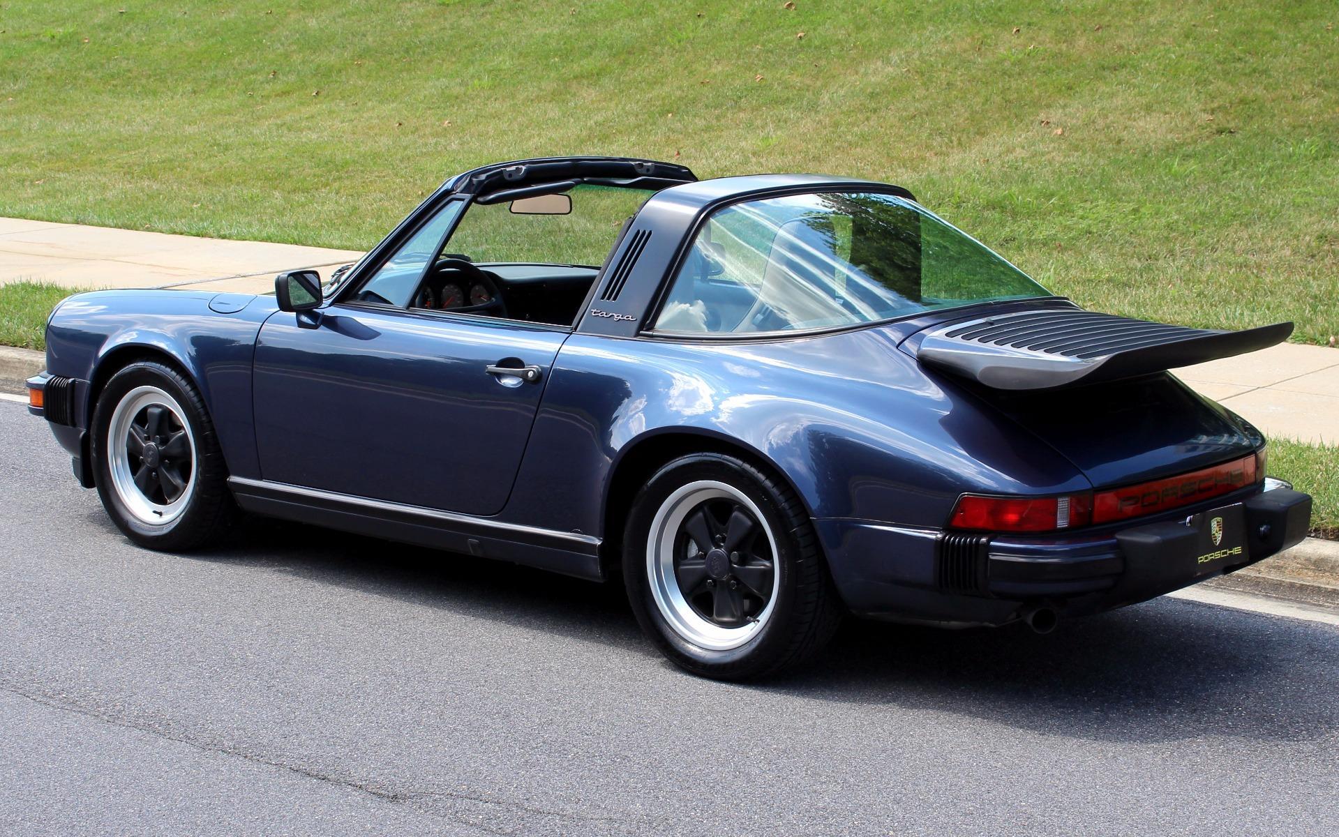 336p4lg 1986 porsche 911 carrera vanachro Gallery