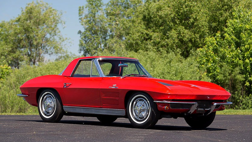 1963 Chevrolet Corvette  SOLD!!! Famous Fuelie  SOLD!