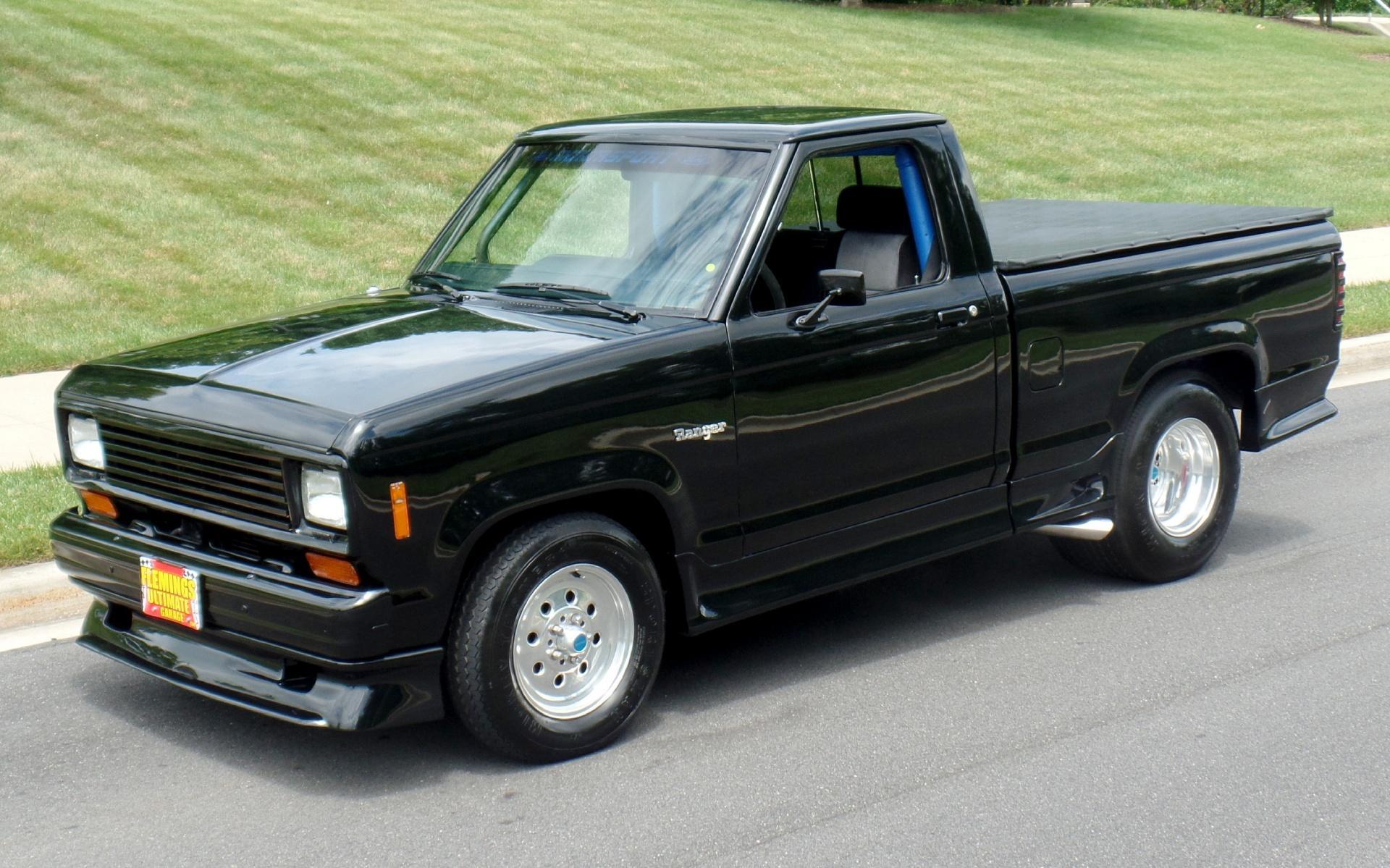 1985 ford ranger prostreet drag truck. Black Bedroom Furniture Sets. Home Design Ideas