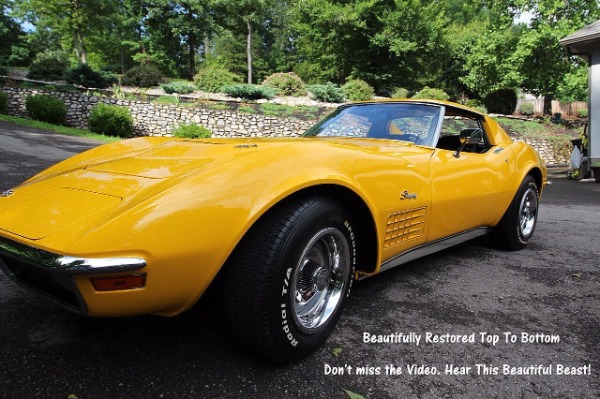 1971 Chevrolet Corvette LS5  JUST SOLD!!!