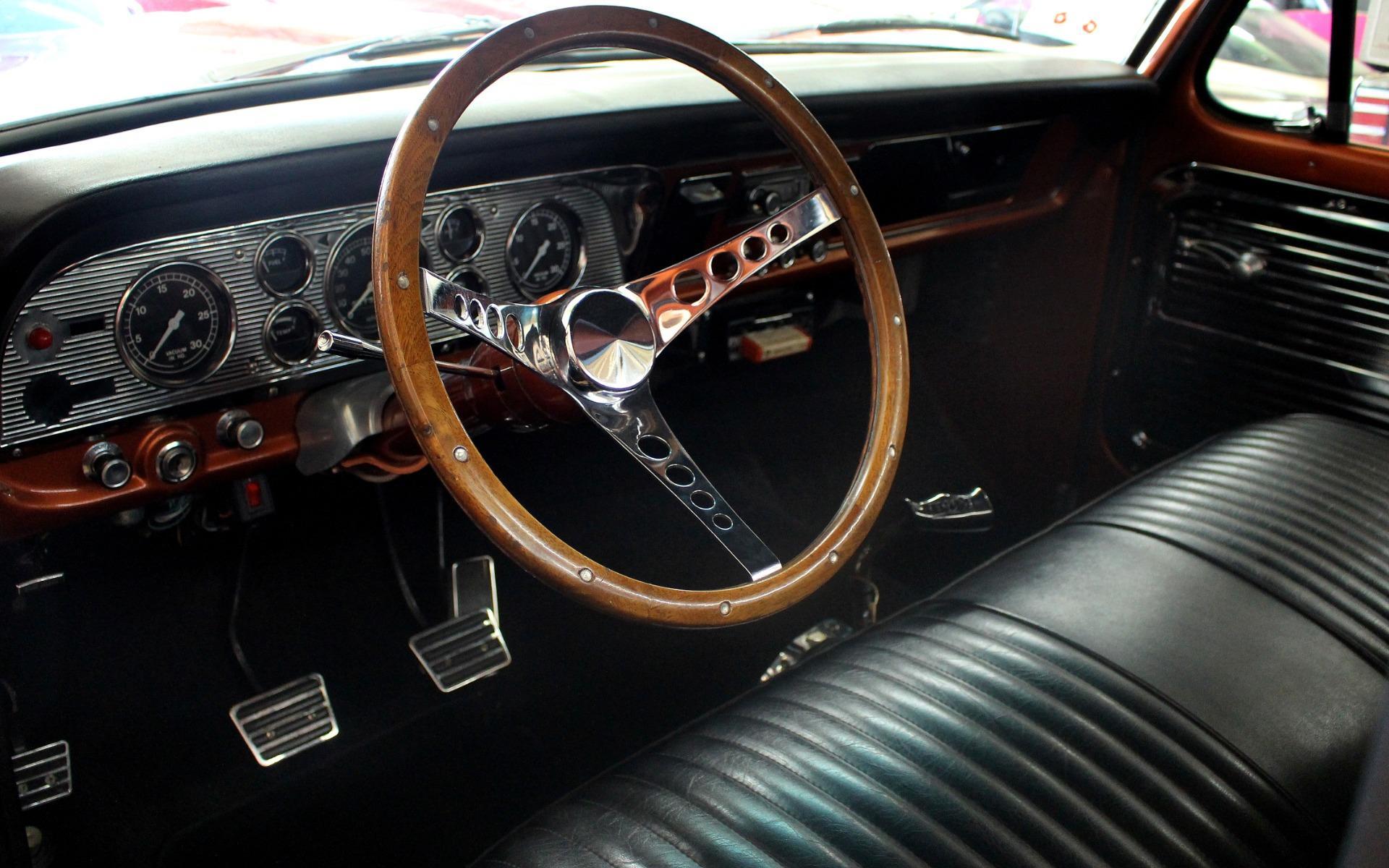 1967 Ford F100 Pickup