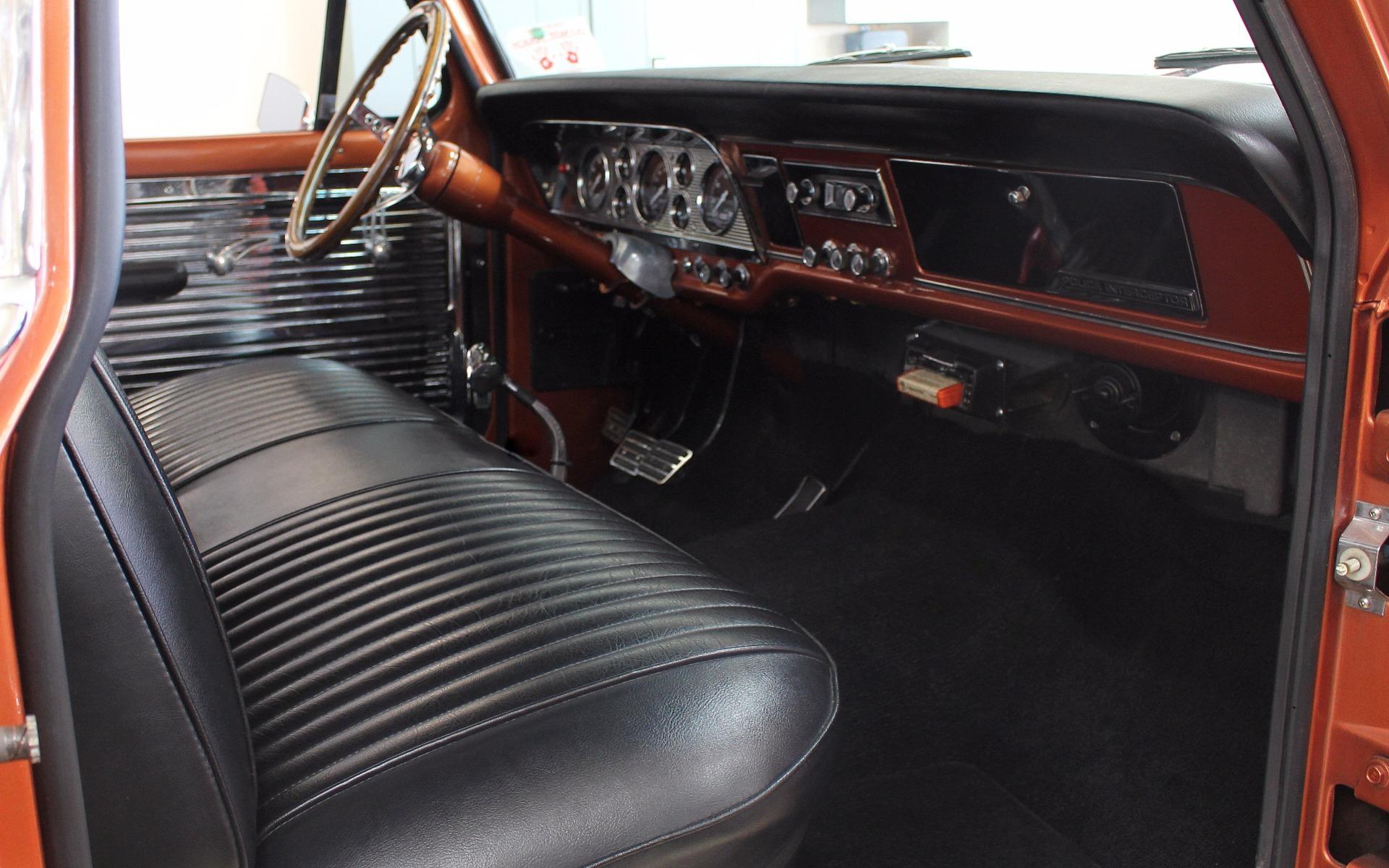 Black Box Dash Cam >> 1967 Ford F100 Pickup