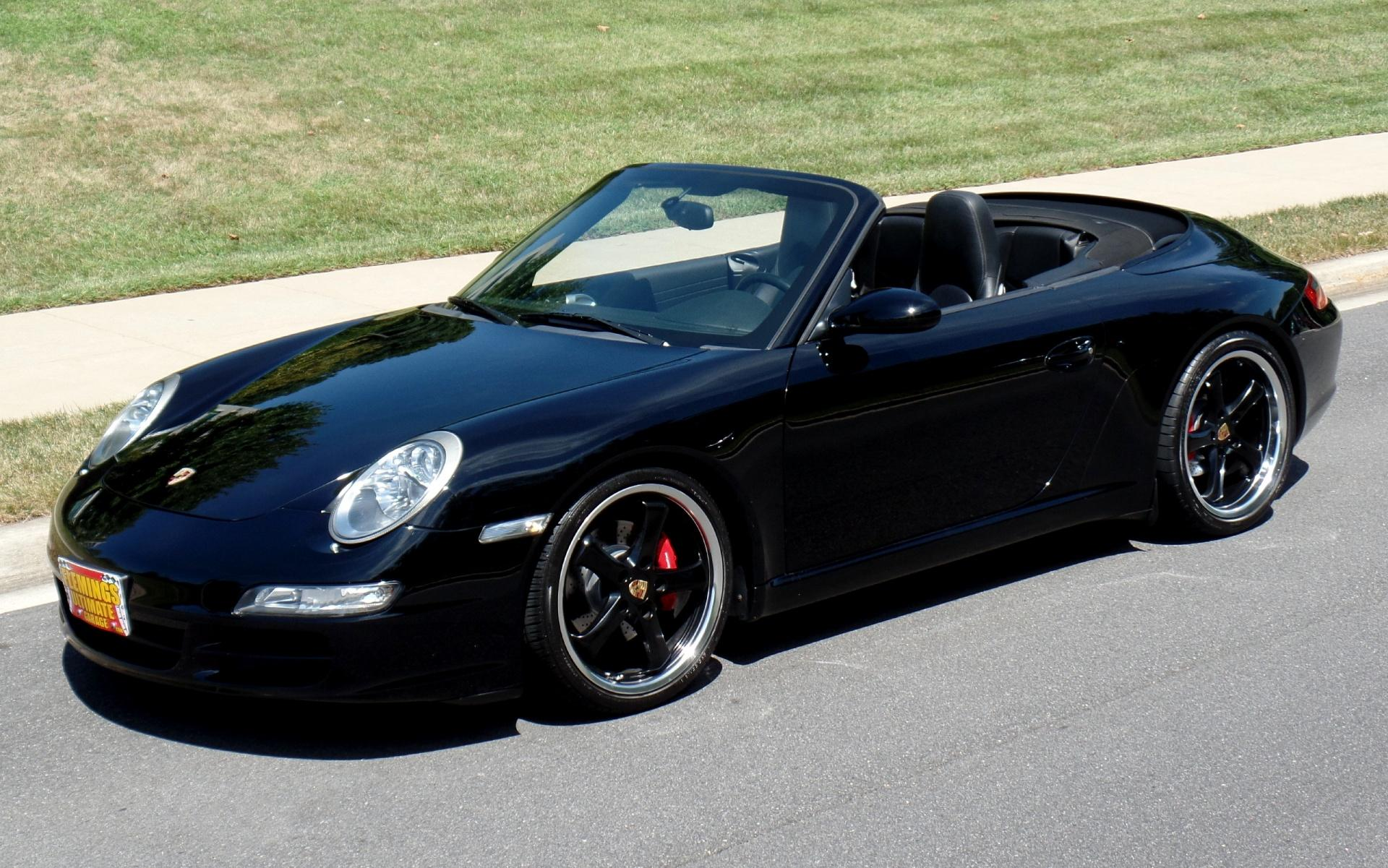 2006 porsche 911 997 cabriolet. Black Bedroom Furniture Sets. Home Design Ideas