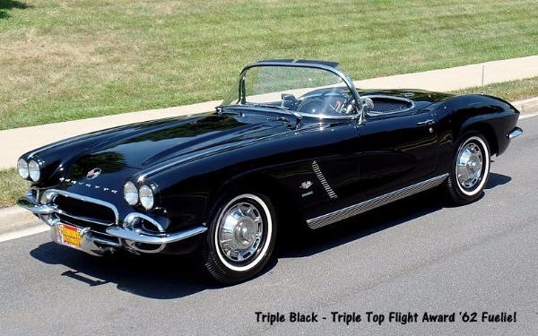 1962 Corvette FUELIE - TOP FLIGHT
