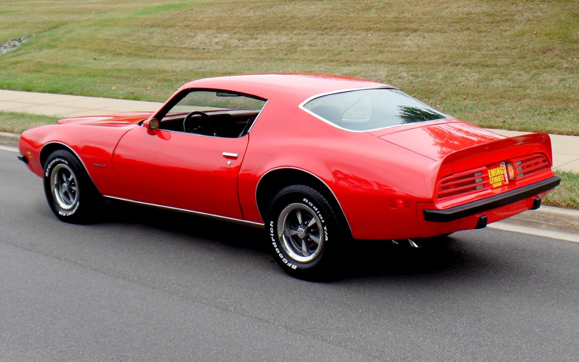 1974 Firebird Formula Ram Air : Pontiac firebird formula with rare factory ram air