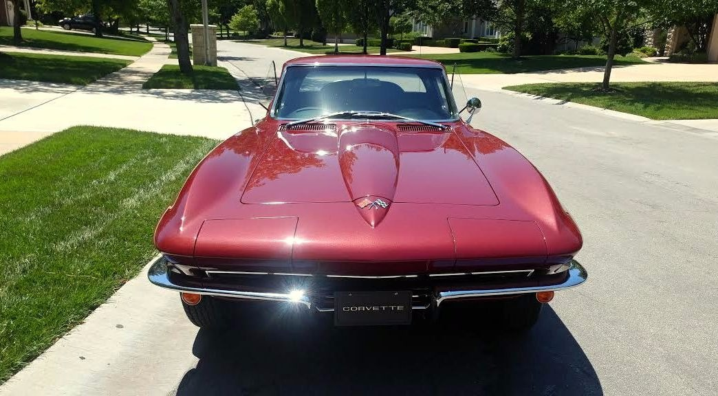 1965 Corvette - Coupe - SOLD!! Sting Ray For Sale