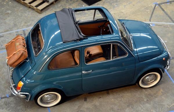1970 Fiat 500i
