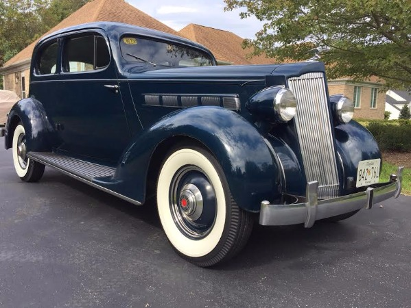 1935 Packard Touring Coupe