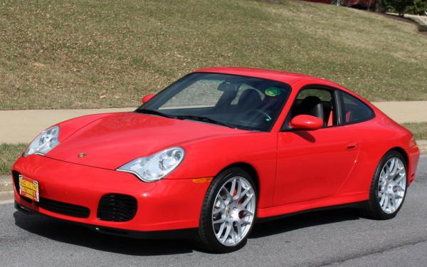 2004 Porsche 911 C4S Carerra C4S