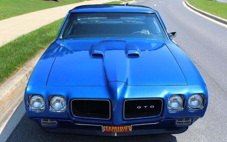 1970 Pontiac Gto Pro Touring