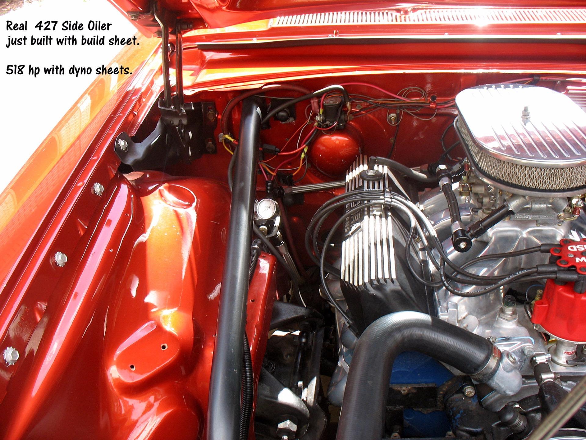1964 Ford Galaxie XL Lightweight - SOLD!! Thunder Bolt