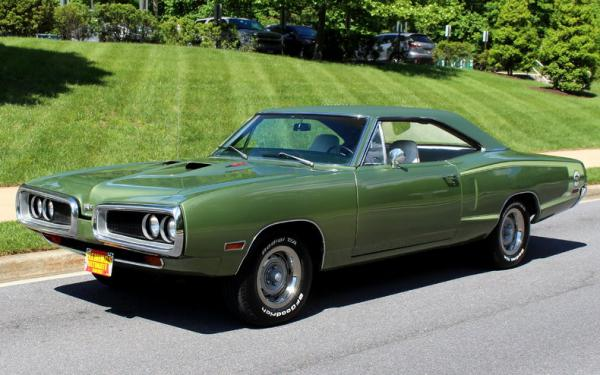 1970 Dodge SUPER BEE 440-6 CORONET SUPERBEE