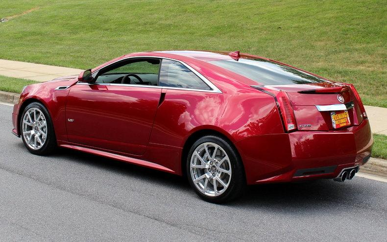 Bose Car Speakers >> 2012 Cadillac CTS-V