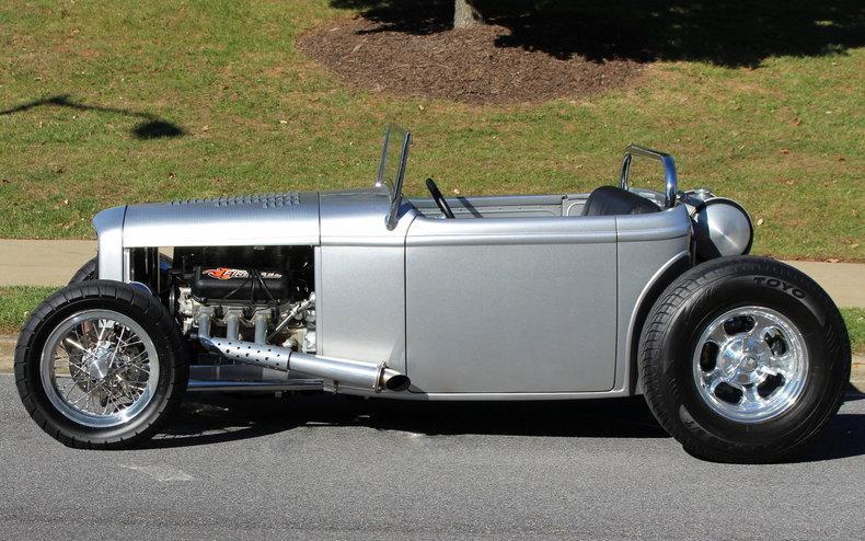 1932 Street Rod Parts : Ford street rod roadster