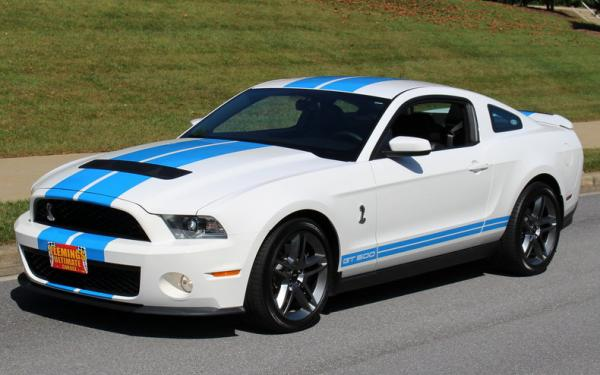 2012 Ford SHELBY GT500 Shelby GT500