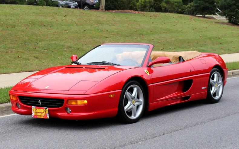1999 ferrari f355 f1 spider. Black Bedroom Furniture Sets. Home Design Ideas