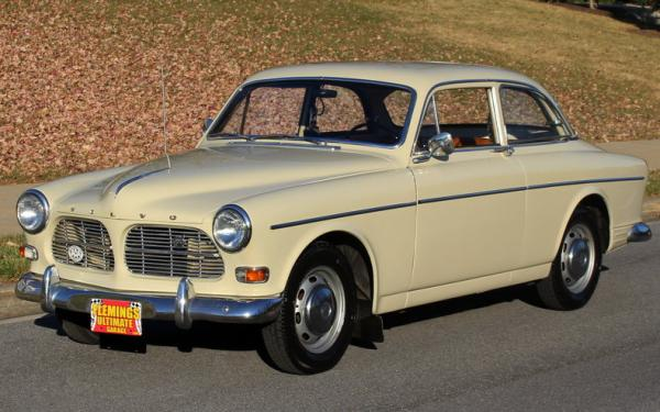 1966 Volvo 122S COUPE 1 OWNER !