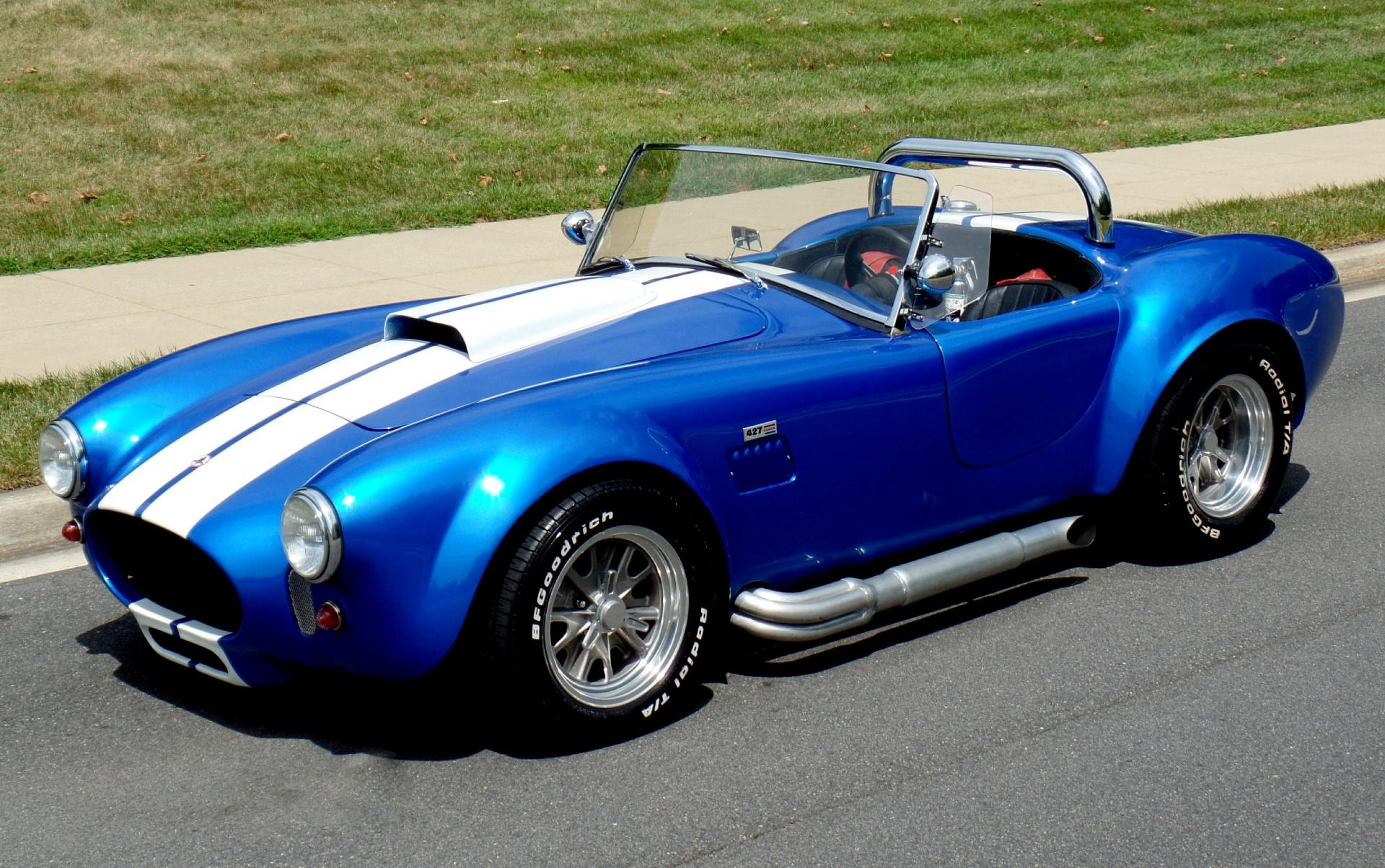 1965 shelby cobra 427 roadster