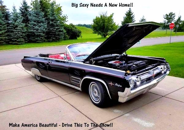 1964 Oldsmobile Starfire Convertible For Sale