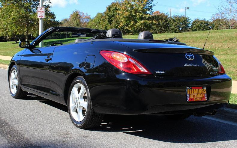 2006 toyota camry solara sle. Black Bedroom Furniture Sets. Home Design Ideas