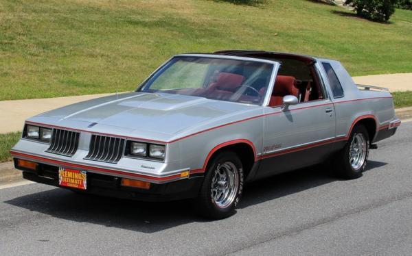 1984 Oldsmobile Hurst 442