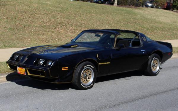 1979 Pontiac Trans Am Bandit