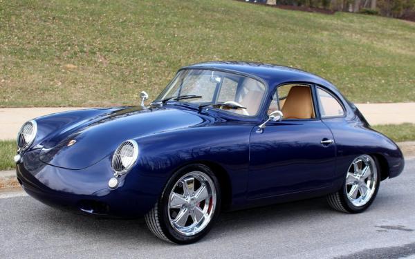 1964 Porsche 356 Coupe