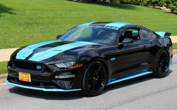 2018 Ford Mustang King Premier