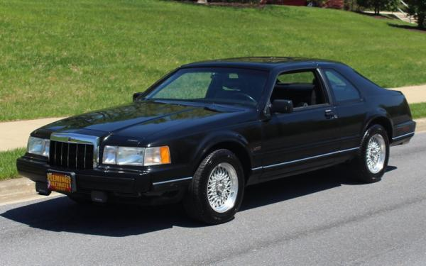 1990 Lincoln Mark VII Special Edition