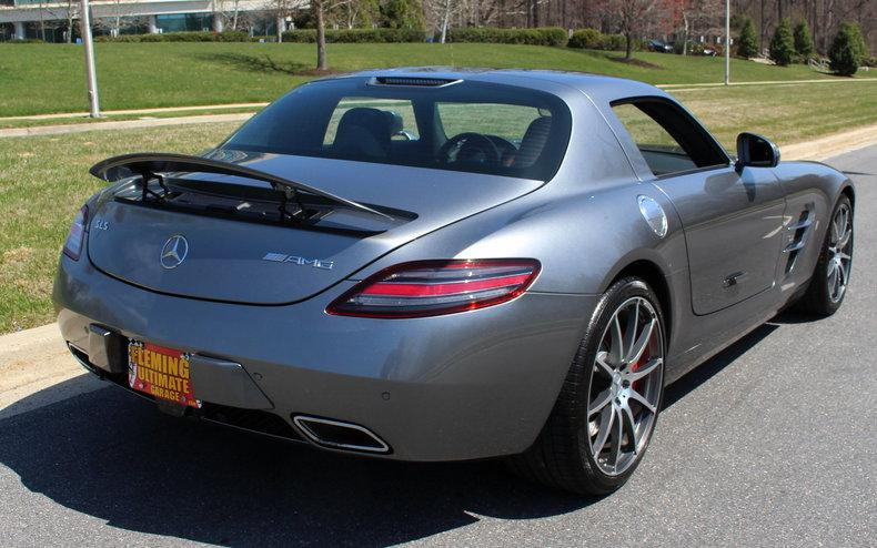 2012 mercedes benz sls amg 63 for Mercedes benz c600 price