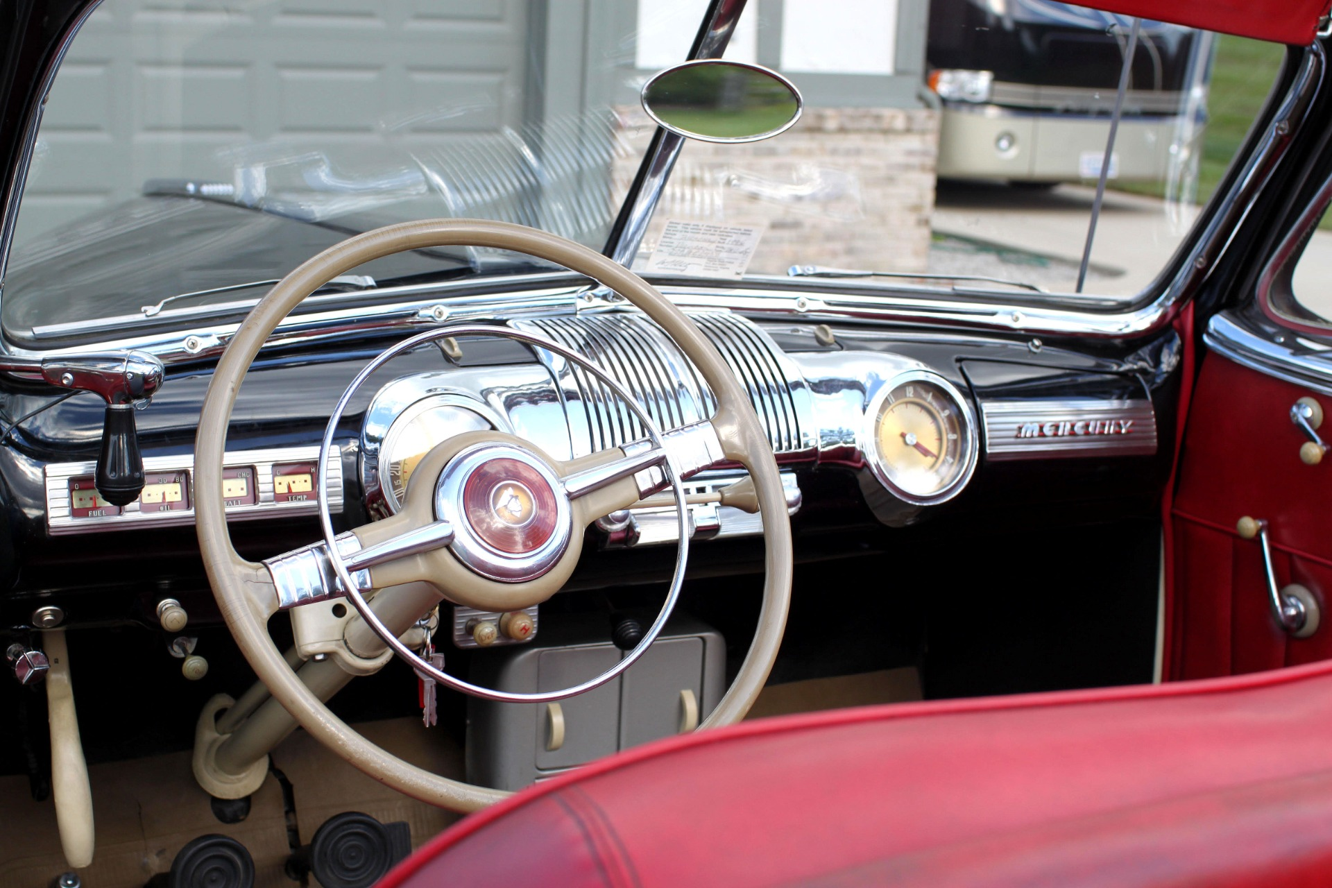 1946 Mercury Convertible Deluxe