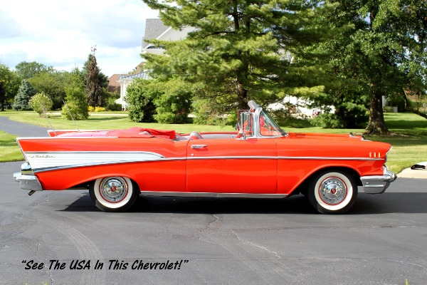 1957 Chevrolet Belair - SOLD!! Convertible - SOLD!!