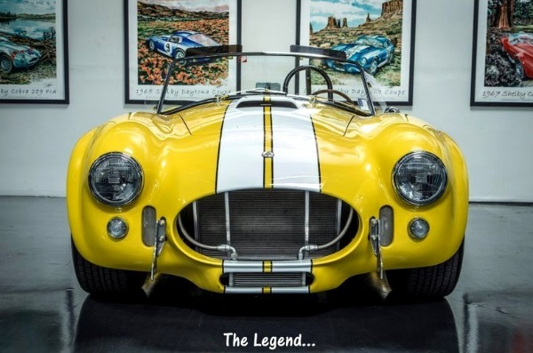 1965 Superformance Cobra MKIII Big Block 427