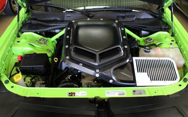 Dodge Challenger Petty Edition >> 2015 Dodge Challenger Petty's Garage