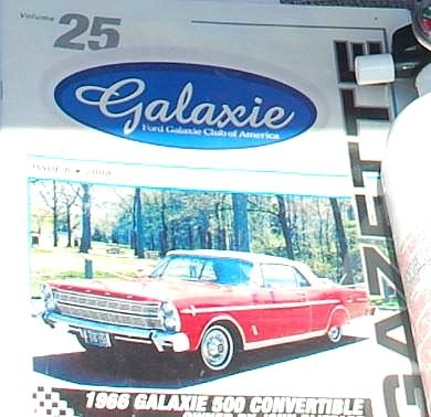 1966 Ford - New Lower Price! Galaxie 500 Convertible - SOLD!! Parade Car - Best Of Show