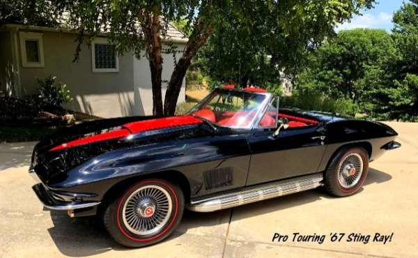 1967 Chevrolet Corvette - SOLD!!!