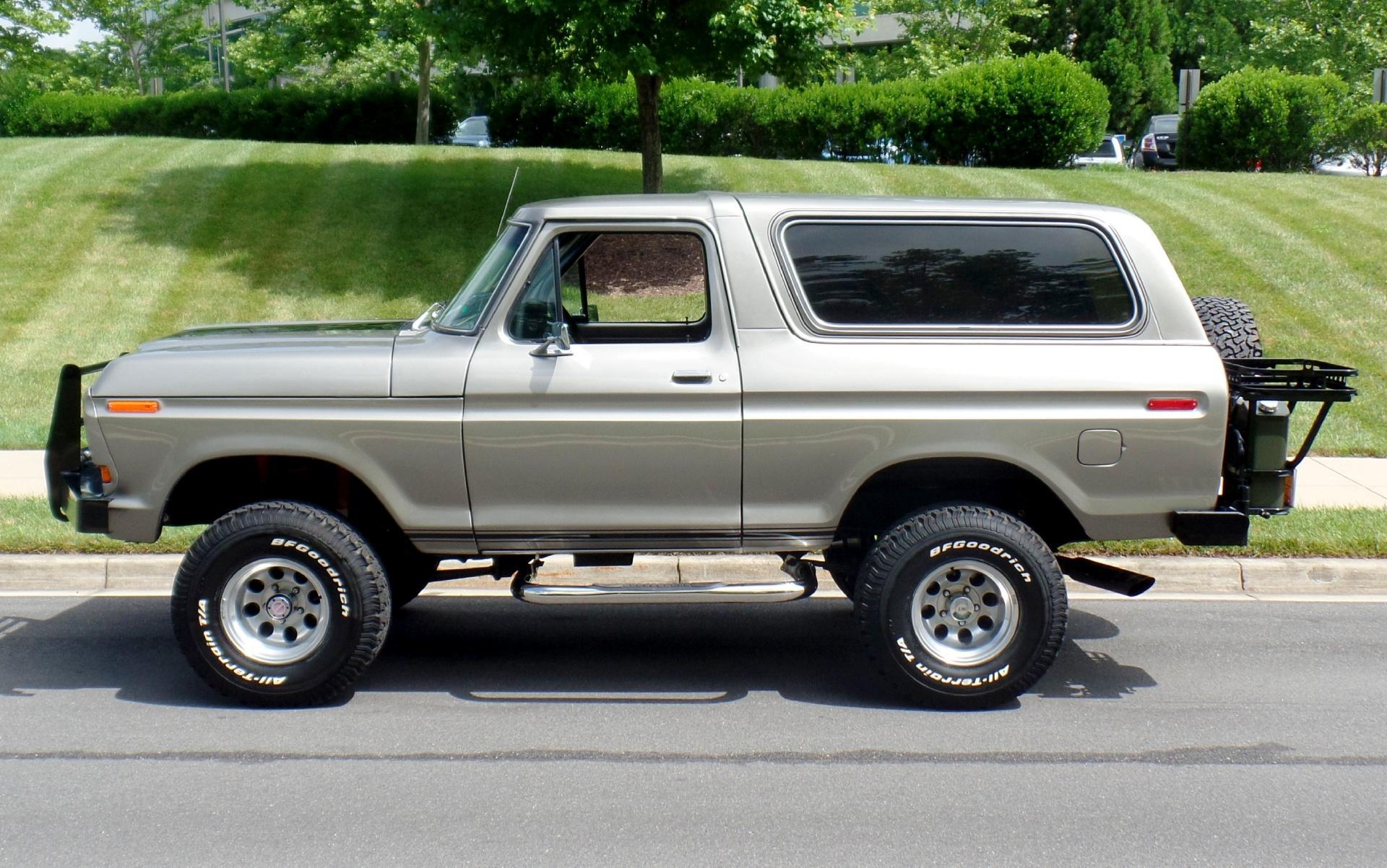 1978 Ford Bronco XLT 4X4