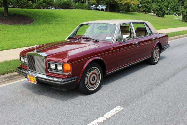 1988 Rolls-Royce Silver Spur LWB