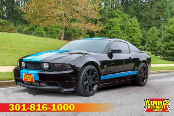 2010 Ford Mustang GT Saleen S/C