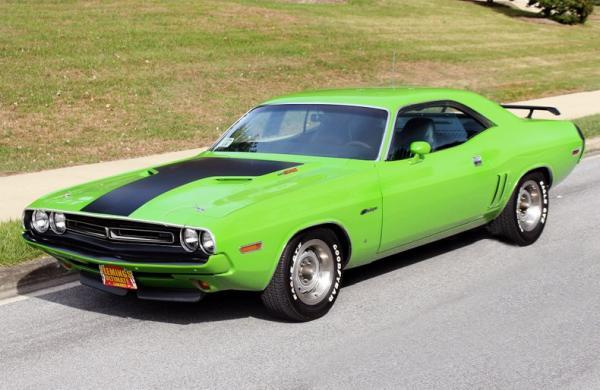 1971 Dodge Challenger R/T 440 6-Pack