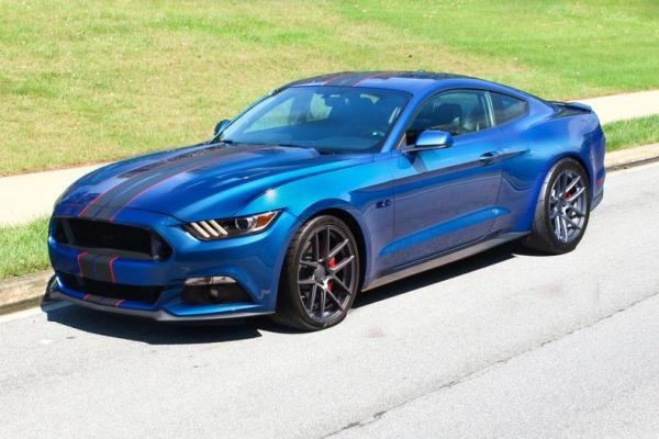 2017 Ford Mustang GT SuperCharged