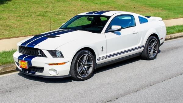 2009 Ford Shelby Mustang GT500