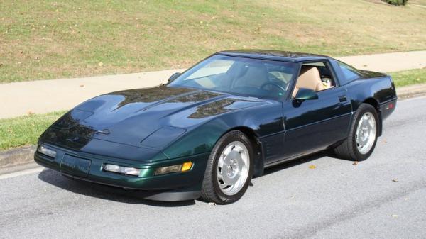 1996 Chevrolet Corvette LT-4