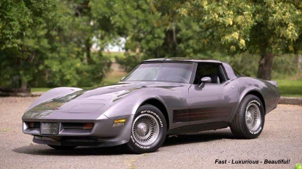 1982 Chevrolet Corvette  PRICE REDUCED!